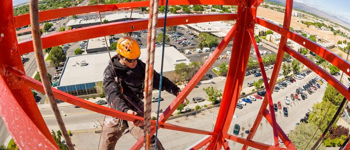 Rope Access 1 - SHERRILL, Inc.